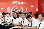 Thêm cơ hội cho ứng viên gia nhập đội tiếp viên Vietjet năng động, trẻ trung