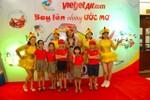 """""""Bay lên những ước mơ"""" cùng Vietjet dành tặng hơn 12.000 trẻ em ngày 1/6"""