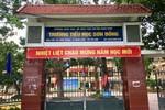Choáng váng trước 18 khoản thu lớp 1 Trường Sơn Đồng