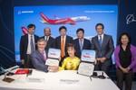 Vietjet ký hợp đồng 100 máy bay với Boeing trị giá trên 12 tỷ đô la Mỹ