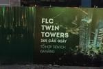 Dân tố công trình FLC làm hỏng nhà, sau 2 tháng vẫn chưa xử lý