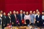Bảo hiểm xã hội Việt Nam chia sẻ kinh nghiệm với Quỹ An sinh xã hội Lào