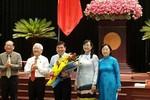 Ông Nguyễn Thành Phong trúng cử Chủ tịch UBND TP.Hồ Chí Minh