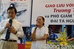 Cuộc gặp gỡ ngày cuối năm đầy tình người giữa trung tâm Sài Gòn