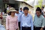 Bộ trưởng Bộ Y tế thị sát nhà riêng, nơi làm việc của thai phụ nhiễm virus Zika