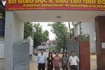 Chưa đếm hết số người liên quan đến đề thi Văn đưa Bình Thuận về miền Tây