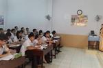 Trường Nguyễn Du chưa có học sinh nào đăng ký thi môn Sử