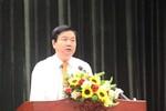 Bí thư Đinh La Thăng đề nghị ngành giáo dục thí điểm chế độ đãi ngộ giáo viên