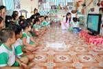 Lãnh đạo Trường mẫu giáo Trung Dũng ăn bớt đồ dùng của trẻ