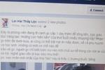 Có ai tin đây là cách hành xử của một người thầy ở TP.Hồ Chí Minh?