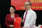 Tân Bí thư Thành ủy Nguyễn Thiện Nhân vinh dự vì được về nhà