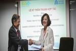 Trường Đại học Hoa Sen ký hợp tác với Trung tâm hỗ trợ thanh niên khởi nghiệp