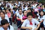 Từ trưa nay, toàn bộ học sinh, sinh viên ở Thành phố Hồ Chí Minh được nghỉ học