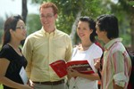 Sinh viên Việt Nam học ngoại ngữ còn thiếu động lực, thụ động tương tác