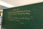 Trường Nguyễn Hiền không niêm yết công khai kết quả phúc khảo tuyển sinh lớp 10