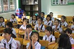 Hơn 1,6 triệu học sinh Thành phố Hồ Chí Minh tựu trường