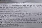 Tỉnh Cà Mau yêu cầu báo cáo vụ việc buộc thôi việc cô giáo ở huyện Cái Nước