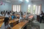 Năm nay, Sài Gòn không công bố đề minh họa thi tuyển sinh vào lớp 10
