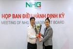 Tập đoàn giáo dục Nguyễn Hoàng thành lập Ban Đại học, Hội đồng Đại học