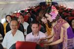 Bay đến Bangkok với giá vé 0 đồng