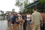 Nam sinh lớp 12 bị nước cuốn trôi sau khi cứu 4 trẻ chết đuối