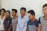 Bắt 7 đối tượng cầm đầu vụ hỗn chiến kinh hoàng tại Thanh Hoá