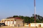Sét đánh trúng trạm thu phát sóng truyền hình gây thiệt hại nặng