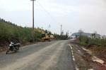 Các công trình tại nơi an táng Đại tướng Võ Nguyên Giáp đã hoàn thành