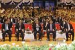 Tổng Bí thư nói chuyện với 2.000 giảng viên, sinh viên Đại học Quốc gia Lào