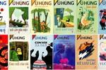 Bộ sách văn học thiếu nhi gây ấn tượng tại Giải thưởng Sách Việt Nam 2016