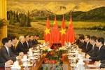 Hợp tác an ninh, trật tự là trụ cột quan trọng của quan hệ Việt-Trung