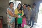 Tấm lòng chia sẻ yêu thương của các giáo viên Bình Thuận