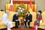Thủ tướng hội kiến Nhà vua và Hoàng hậu Nhật Bản