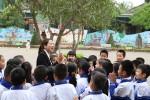 Cô giáo tài năng duyên dáng thắp lửa cho học trò nơi xứ Nghệ