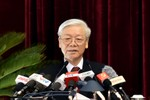 Trung ương xem xét, đánh giá ưu khuyết điểm của Bộ Chính trị, Ban Bí thư