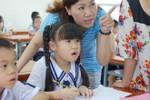 Trẻ vào lớp 1 không học chữ trước có được không?