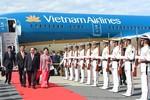 Thủ tướng lên đường thăm Nhật Bản, dự Hội nghị Tương lai châu Á
