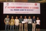 Trường hè Khoa học Việt Nam năm nay tổ chức ở Quy Nhơn