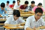 Thầy giáo thắc mắc điểm chưa rõ khi coi thi bài tổ hợp trong kì thi quốc gia