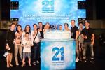 Bùng nổ đêm nhạc tri ân khách hàng mừng sinh nhật VinaPhone 21 tuổi