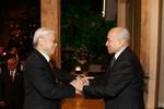 Báo Campuchia nêu bật ý nghĩa chuyến thăm của Tổng Bí thư Nguyễn Phú Trọng
