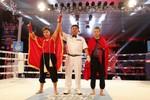 Các võ sĩ Võ cổ truyền đại chiến tranh đai vô địch Number 1 tại Quảng Ngãi