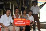 Sao Thái Dương chung tay khắc phục hậu quả mưa lũ cùng đồng bào miền Tây Bắc