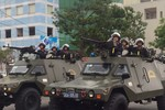 Ấn tượng tổng duyệt Lễ xuất quân, diễn tập bảo vệ Tuần lễ Cấp cao APEC 2017