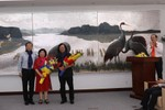 Chuyện ít biết về những bức tranh phục vụ APEC
