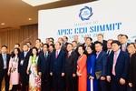 Chủ tịch nước Trần Đại Quang dự, phát biểu khai mạc CEO Summit