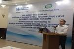 Cục An toàn thực phẩm họp đề xuất sửa đổi quy chế điều tra ngộ độc thực phẩm