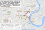 Thành phố Hồ Chí Minh cấm xe nhiều đường để tổ chức giải marathon