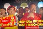 Bất ngờ CEO Việt kết hợp cùng ca sĩ đóng MV chúc Tết triệu người tiêu dùng