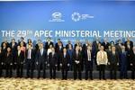 Tuyên bố chung Hội nghị liên Bộ trưởng Ngoại giao - Kinh tế APEC 2017